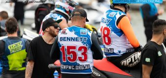 AJSP NSW Watercross Championships Round 1 Results