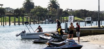 New rule for personal watercraft on Port Phillip Bay
