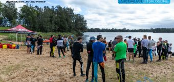 AJSP NSW WATERCROSS CHAMPIONSHIPS ROUND 3 RESULTS