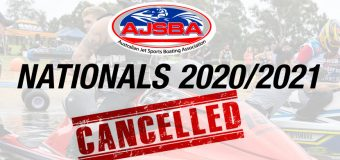 2020/2021 Nationals Cancelled